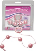 Marble Collection Anal Beads Small Pink