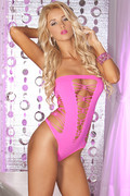 Juicebox bodysuit roze