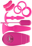 Flirty kit set pink