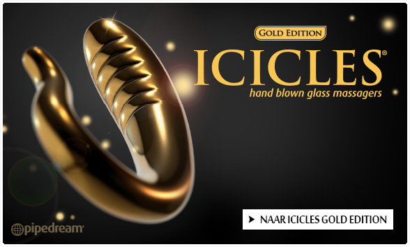 Icicles gold tomobola