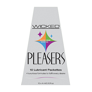 Wicked pleasers pack